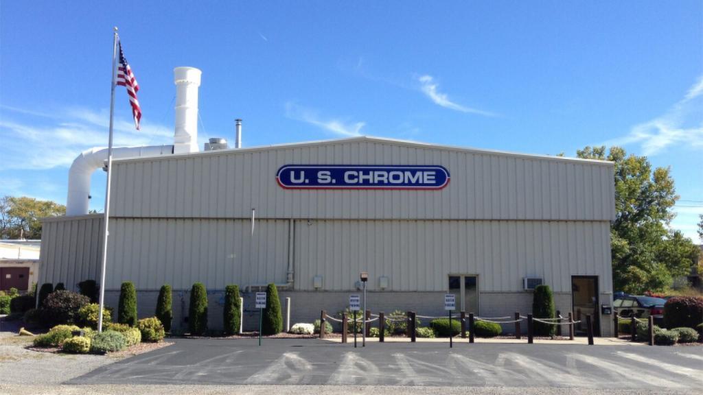 US Chrome Batavia New York location