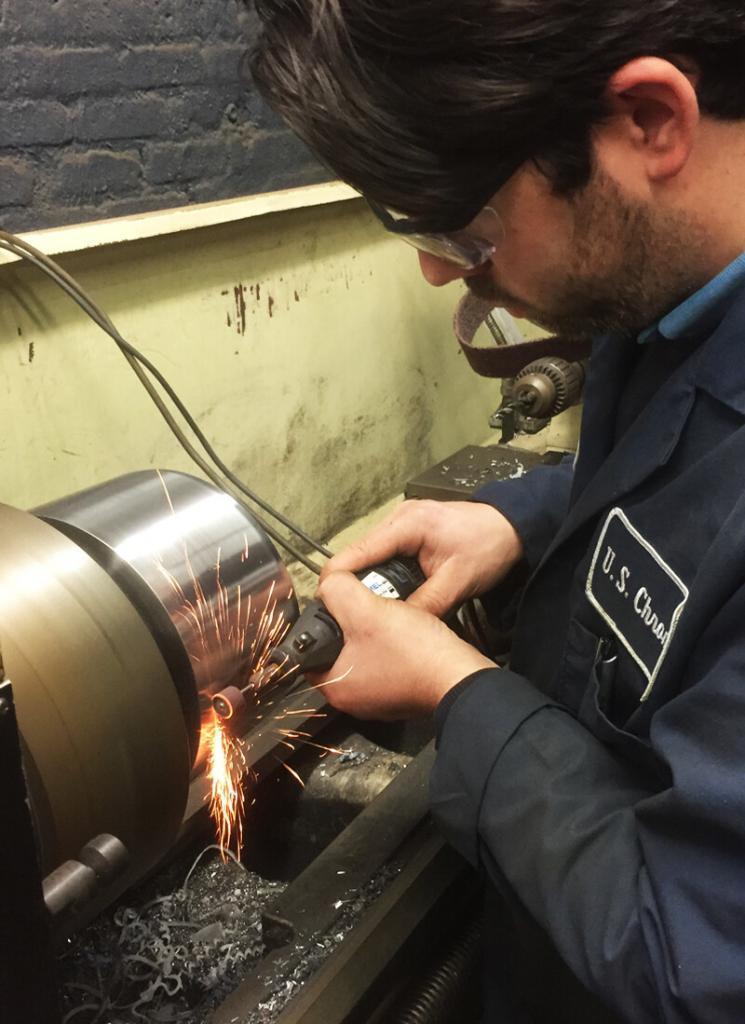 engineer at US Chrome of Illinois