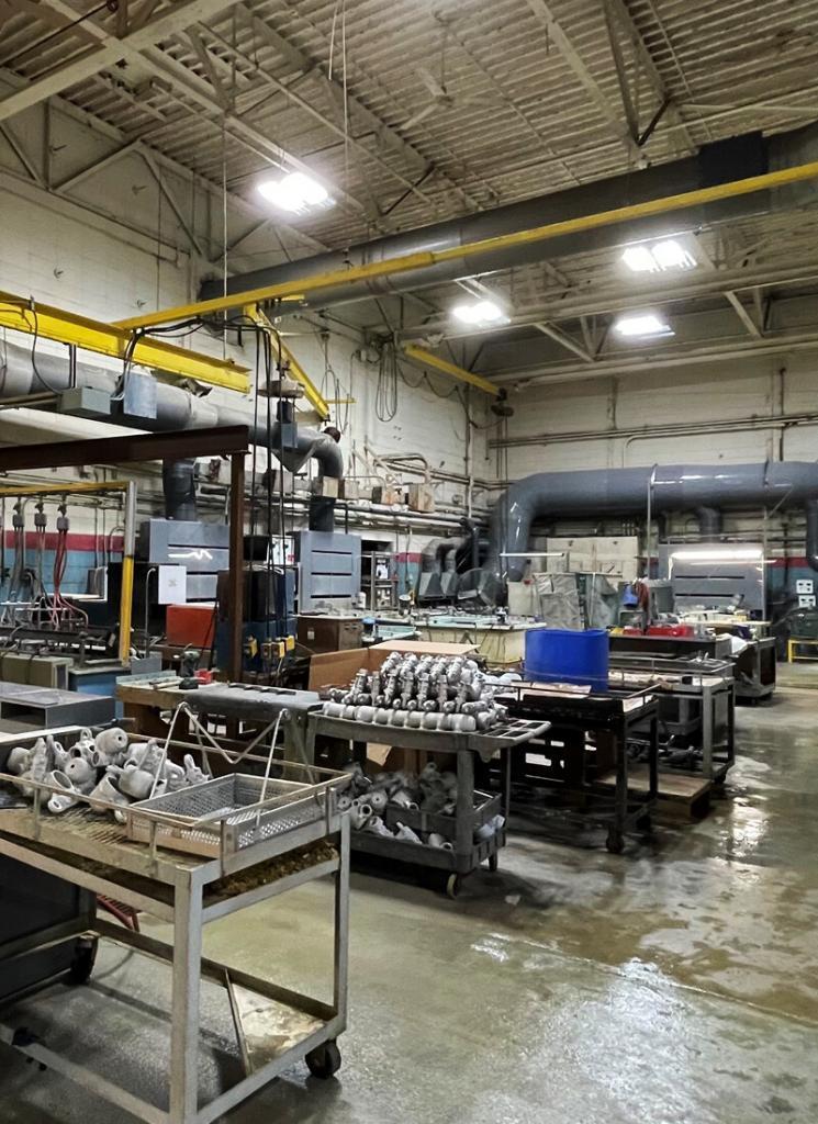 US Chrome of Wisconsin Facility