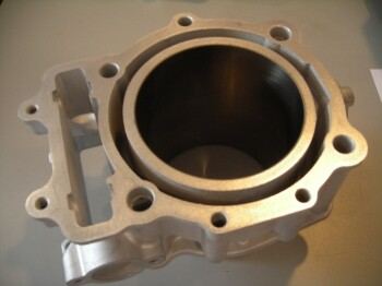 Chrome Plating Aluminum to Increase Wear Life