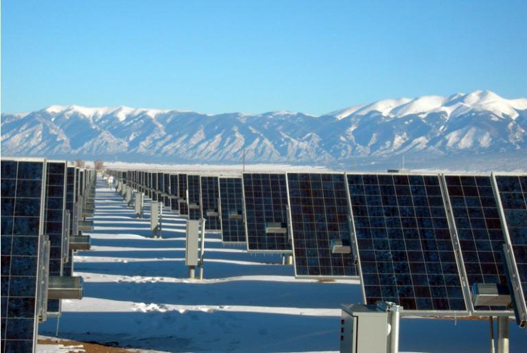 Alternative Energy Industry Banner
