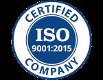 ISO 9001 2015 Logo