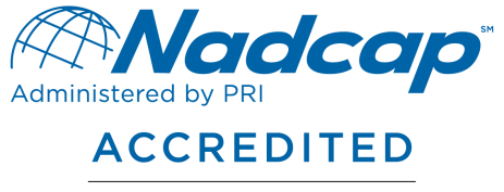 NADCAP Accredited logo